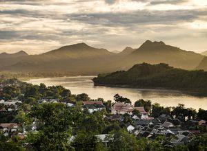 Loas Luang Prabang Mekong Flusskreuzfahrt Highlight