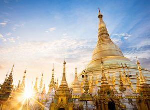 Myanmar Yangon Shwedagon Ausflugstipp Urlaub