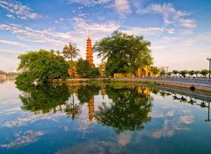 Vietnam Hanoi Urlaub Reise