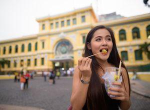 Vietnam HCMC Post Streetfood Nachmittag Spaziergang Reiseprofi