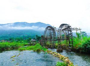 Vietnam Pu Luong Natur