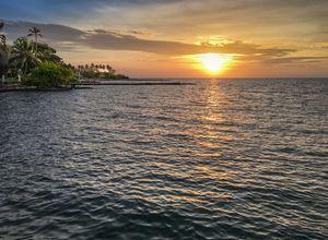 Kolumbien Islas Rosario Meer