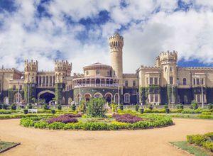 Indien-Bengaluru-Bangalore-Palast