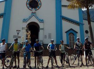 Kolumbien Bike Tour Contracion