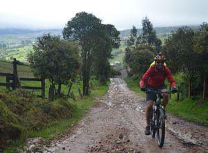 Kolumbien Bike Tour Fahrrad Tour