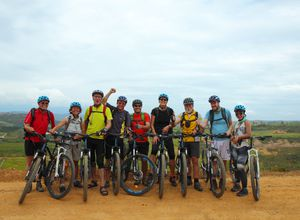 Kolumbien Bike Tour Menschen