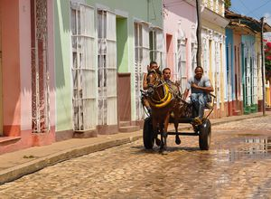 Kuba Reisen & Kuba Rundreisen Trinidad