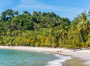 Costa Rica Manuel Antonio Nationalpark iStock 639929902
