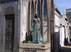 Argentinien Buenos Aires Gruppenreise Cementario