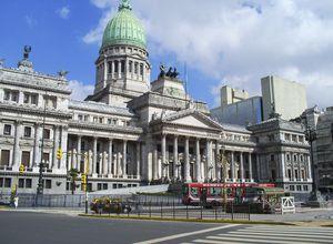 Argentinien Buenos Aires Gruppenreise Congreso