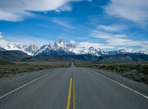 Argentinien Chalten Gruppenreise Ankunft