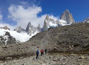 Argentinien Chalten Gruppenreise Laguna de los 3