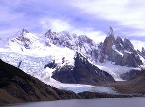 Argentinien Chalten Cerro Torre Aussichtspunkt