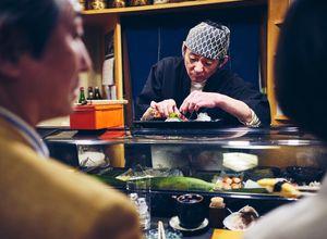 Japan Sushi Kochkurs iStock 1163581267
