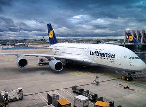 Lufthansa Abflug Flughafen Reise Urlaub Papaya Tours