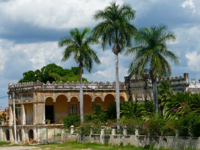 hacienda yaxcopoil 1