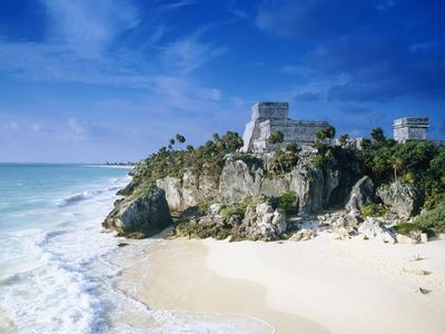 tulum beach mexico 0