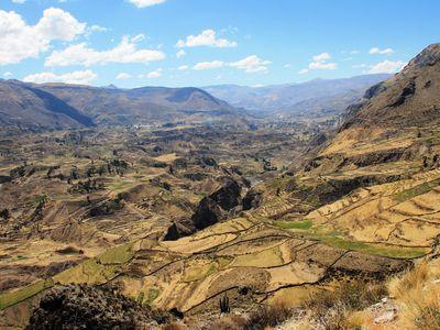 Colca Canyon Coporaque