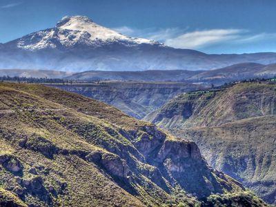 ecuador antisana naturreservat