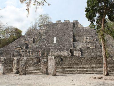 mexiko calakmul