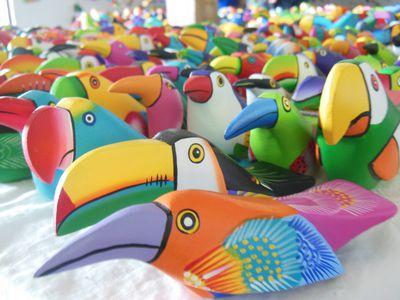 Nicaragua solentiname Kunst