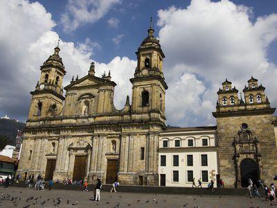 Kolumbien Bogota 1
