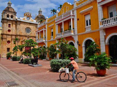 Kolumbien Bolivar Cartagena 1