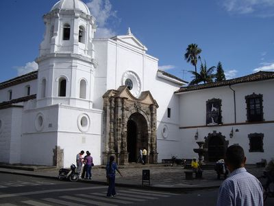 Kolumbien Cauca Popayan