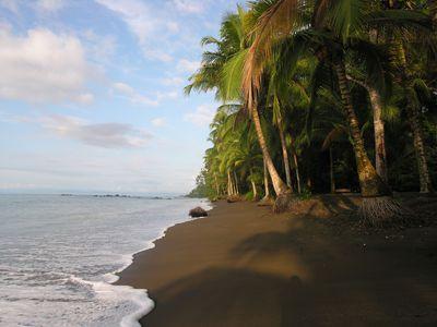 kolumbien nuqui strand
