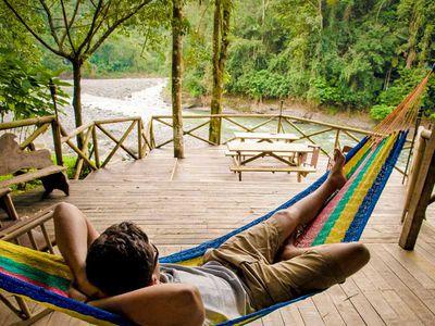costa rica siquirres rios tropicales lodge auenansicht MJNkrLH
