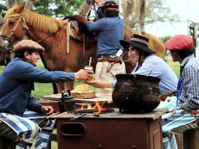 argentinien estancia don joaquin gauchos