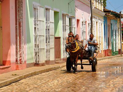 kuba trinidad kutsche2