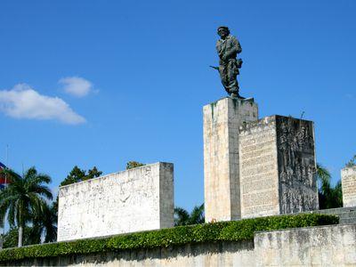 Che Guevara Denkmal in Santa Clara