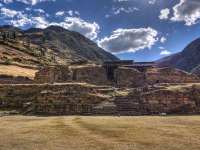 Peru Chavin de Huantar
