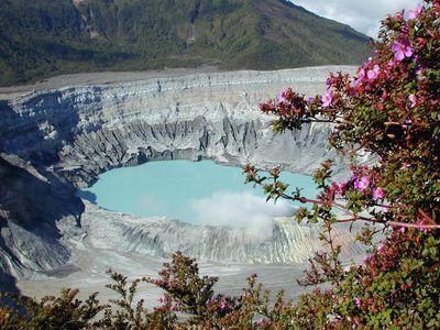 costa rica hohepunkte vulkan poas tag 1