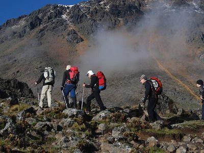 Cotopaxi Trekking