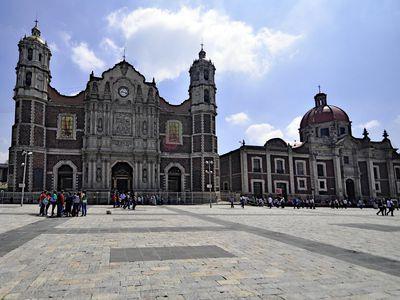 Mexiko Basilica de Guadalupe