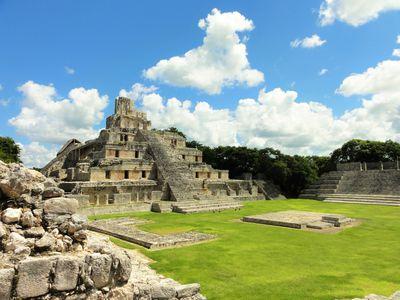 Mexiko Edzna