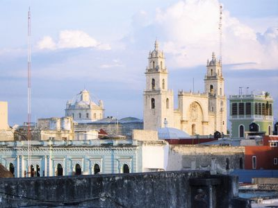 Mexiko Mérida