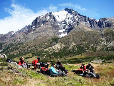 Chile TorresdelPaine TrekkingW