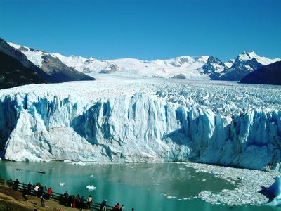 Argentinien Perito Moreno Gletscher