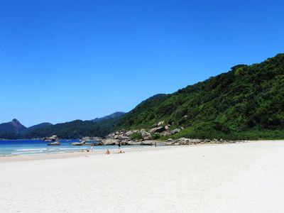 Brasilien Ilha Grande Strand Lopes Mendes
