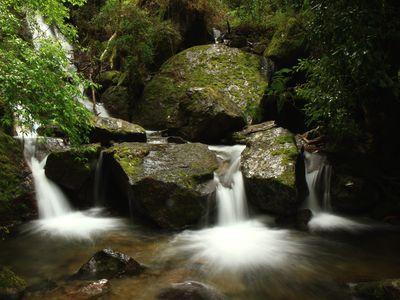 Argentinien Schweiz Argentiniens Wasserfall