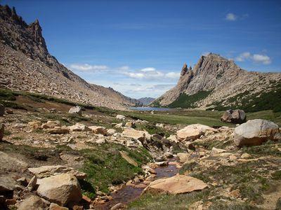 Argentinien Seengebiet Trekking Cerro Catedral