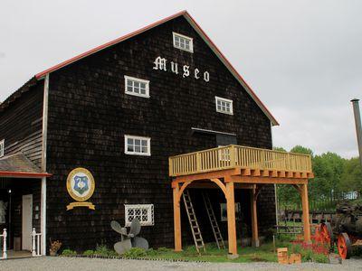 Chile Seengebiet Nueva Braunau Museum