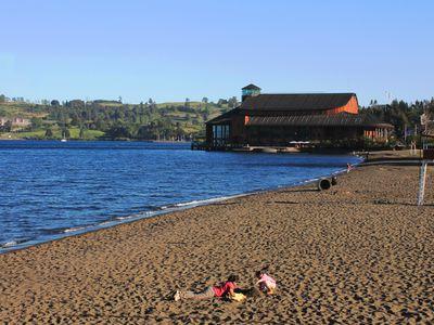 Chile Frutillar Strand