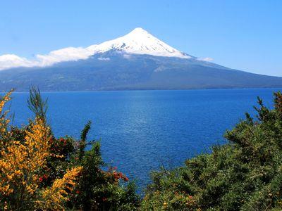 Chile Lago Llanquihué
