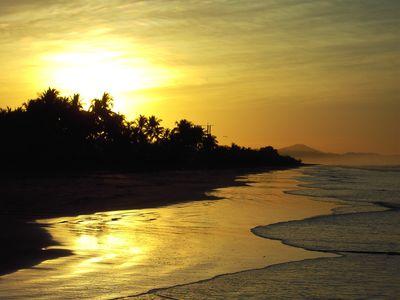 Panama Chiriquí Strand