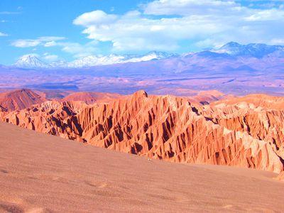 Chile San Pedro de Atacama Valle de la Luna