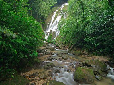 Panama El Valle de Anton El Chorro del Macho